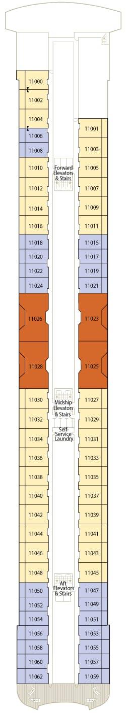 Penthouse Deck 11