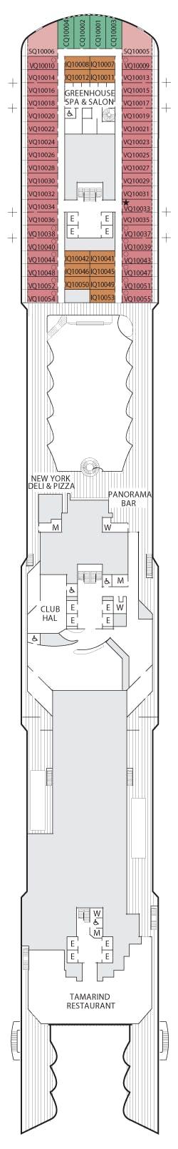 PANORAMA DECK