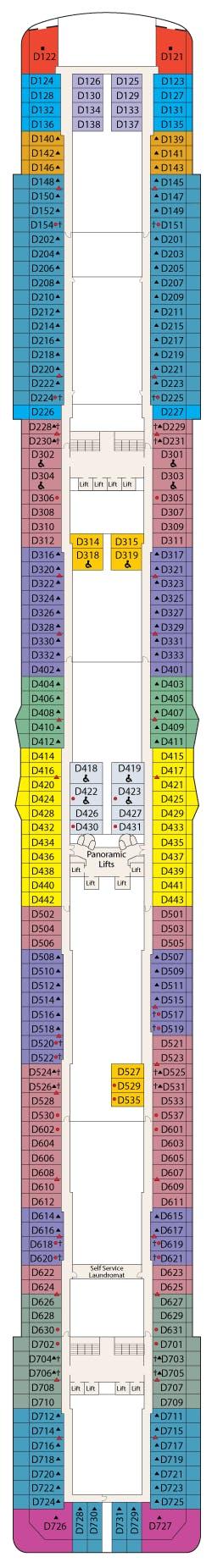 Deck 9 - Dolphin Deck