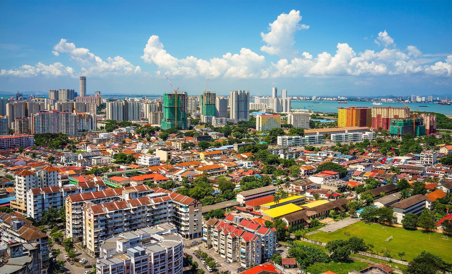 Hop On Hop Off in Penang