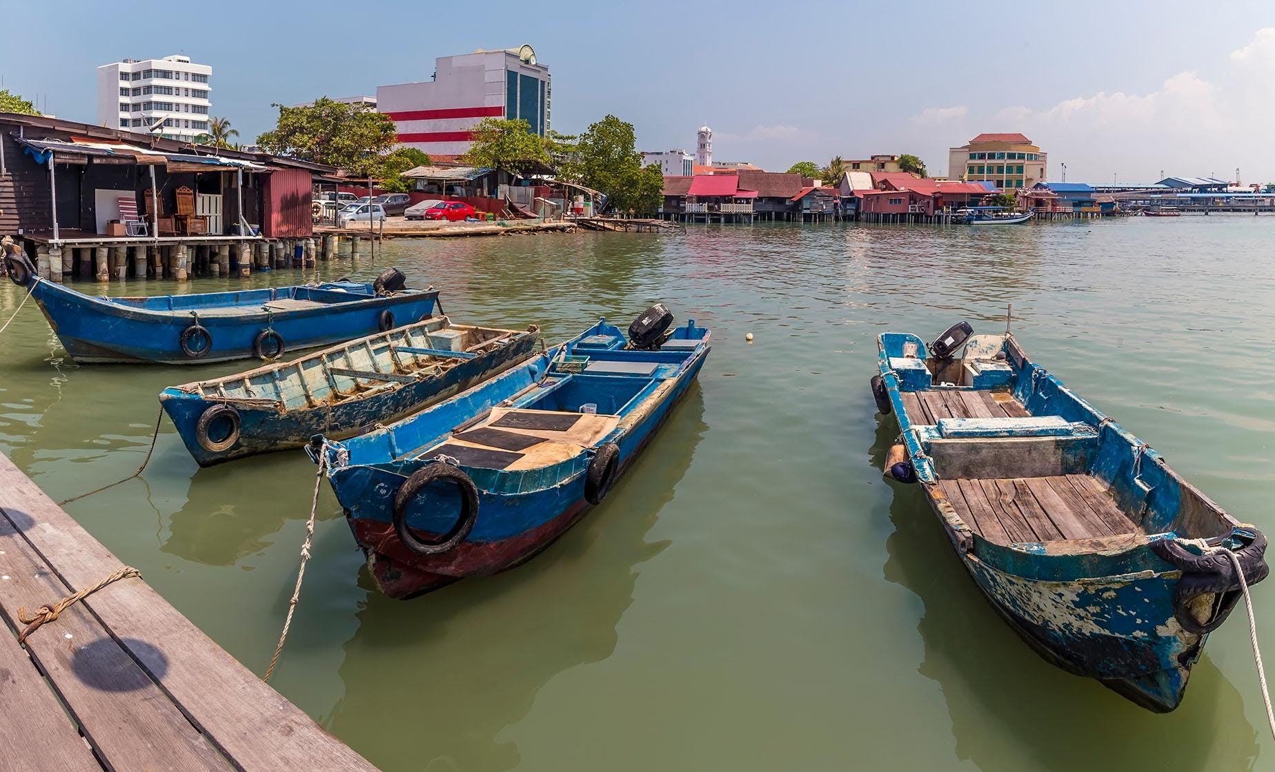 Private Highlights of Penang