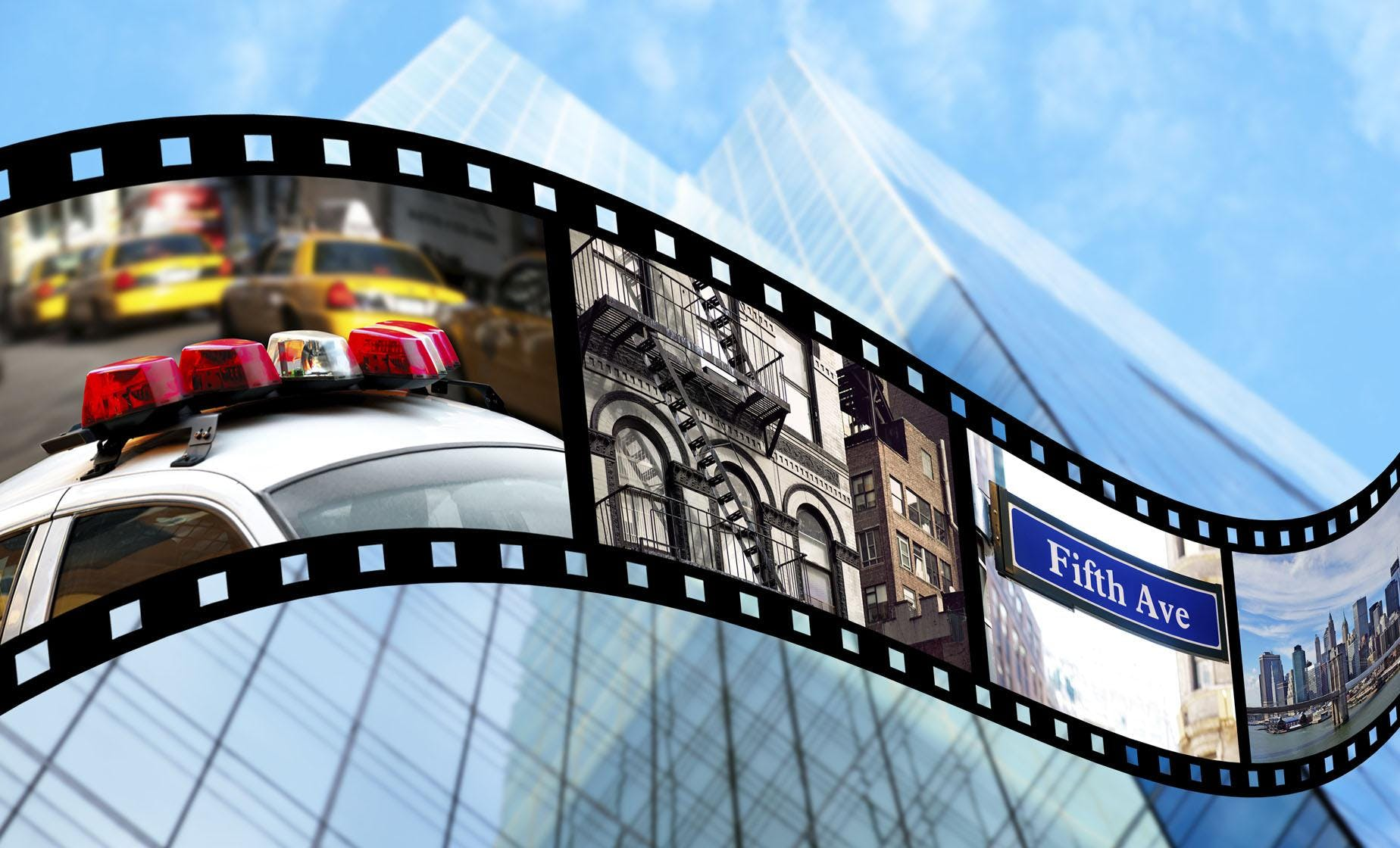 New York Movie and TV Sites Tour