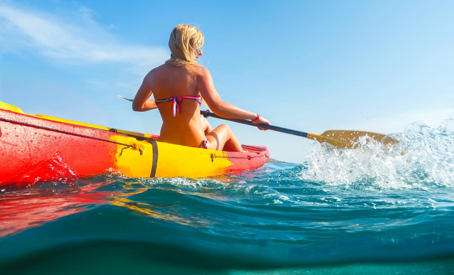Kayak Adventure on Indian River Lagoon