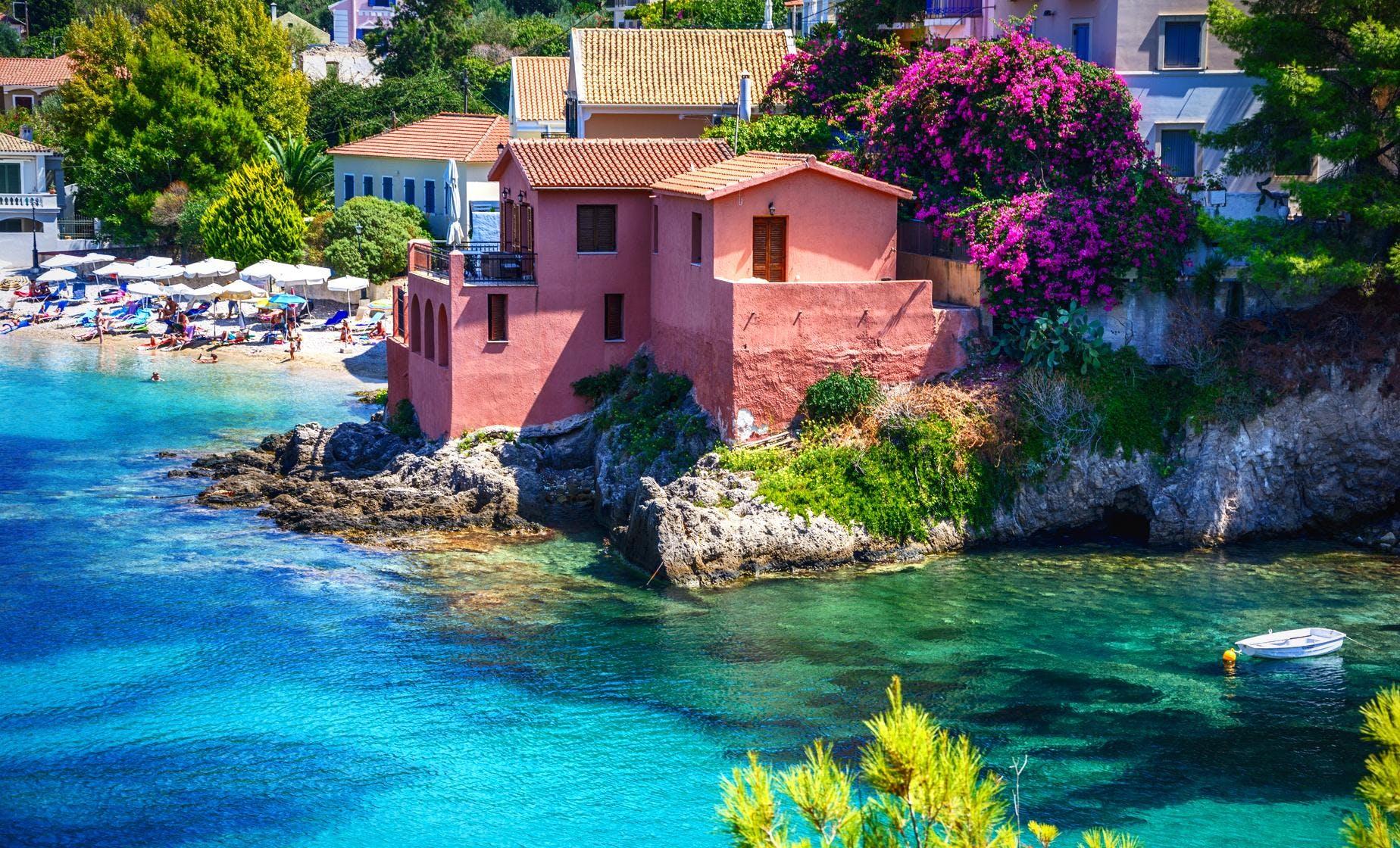 Discover Assos Village