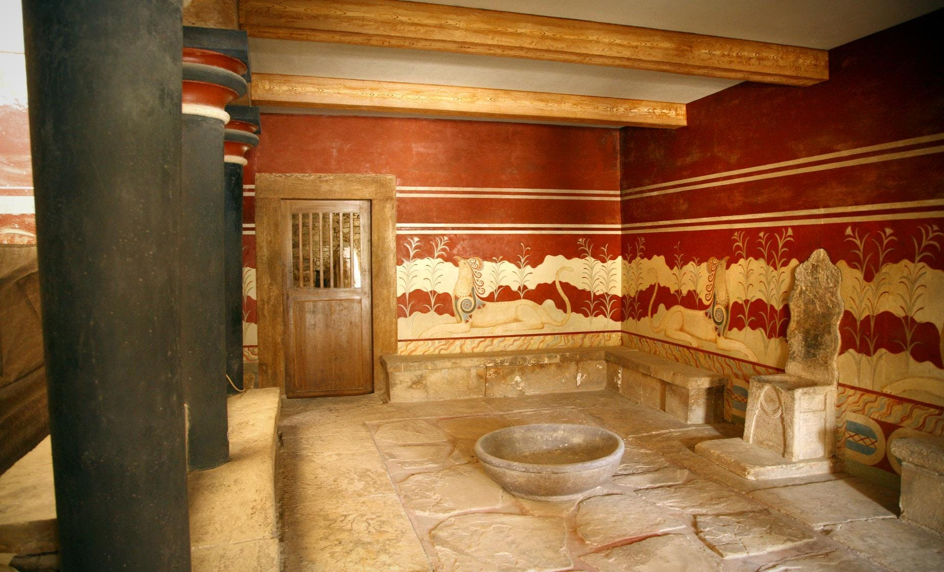 Private Palace of Knossos