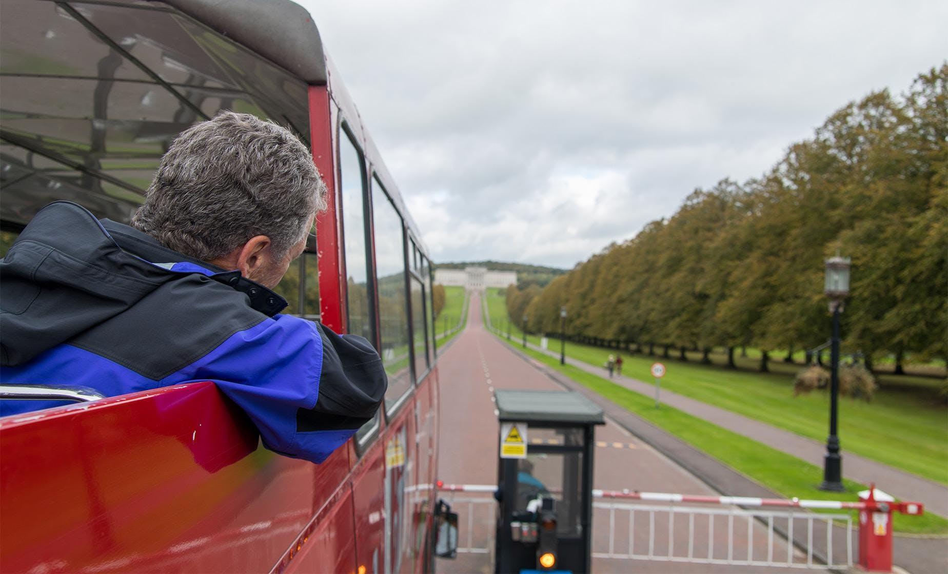 Belfast City Sightseeing Hop On Hop Off Bus