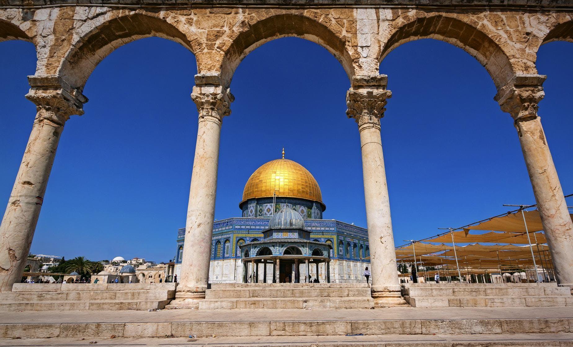 Private Day in Jerusalem