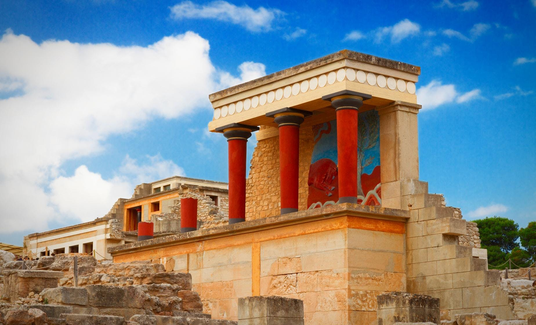 Private Group Tour of Knossos and Boutari Winery