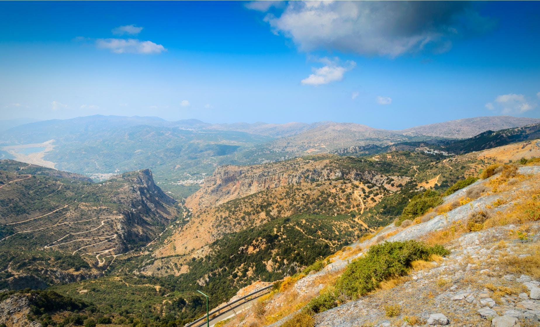 Private Tour to the Mirabello Mountains