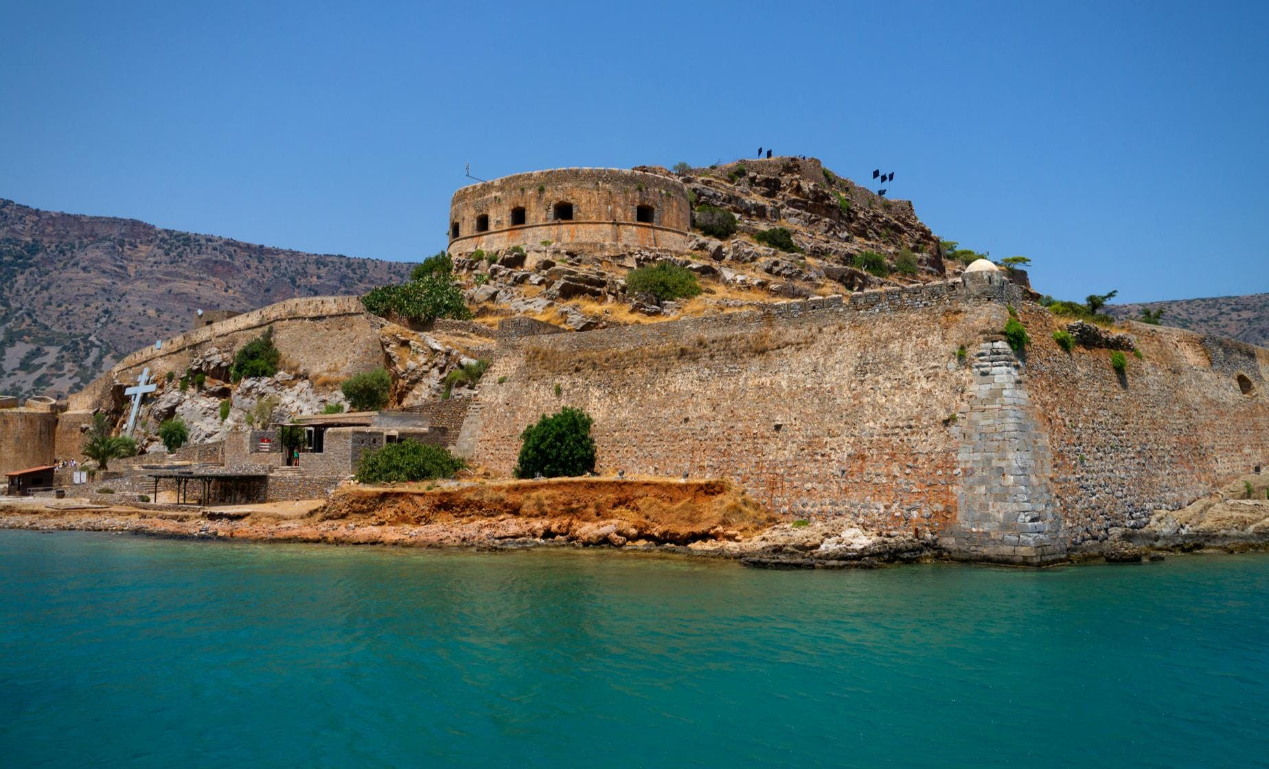 Private Group Tour to Spinaloga and Agios Nik