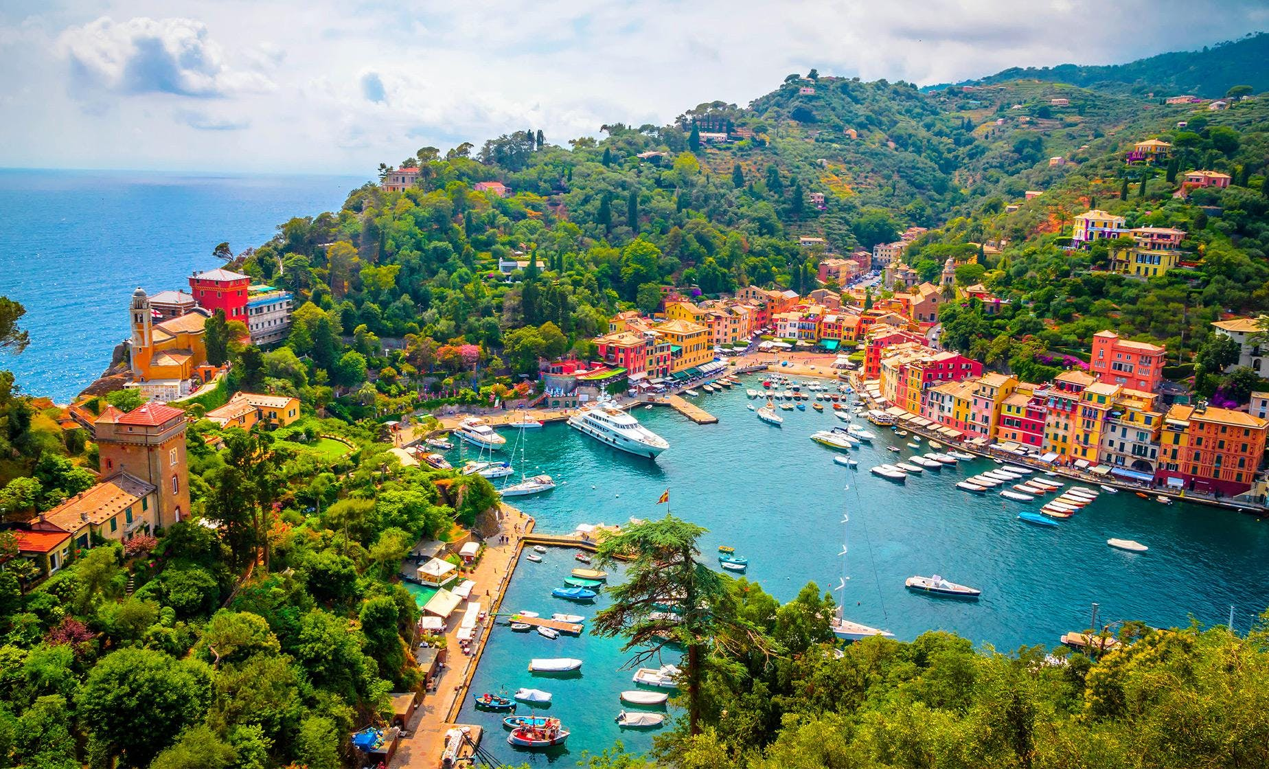 Private Portofino and Cinque Terre