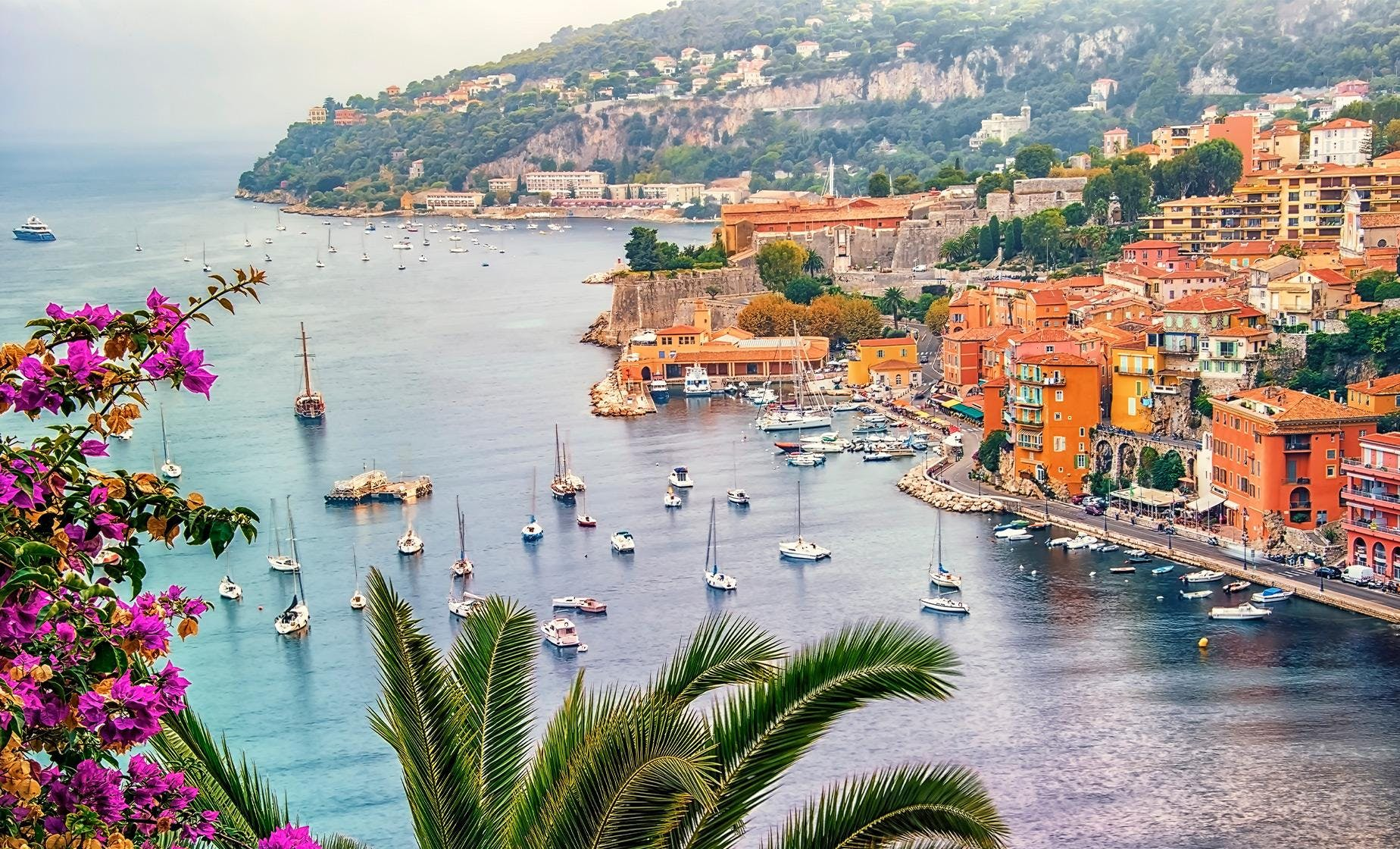 Private Nice and Monte Carlo Sightseeing