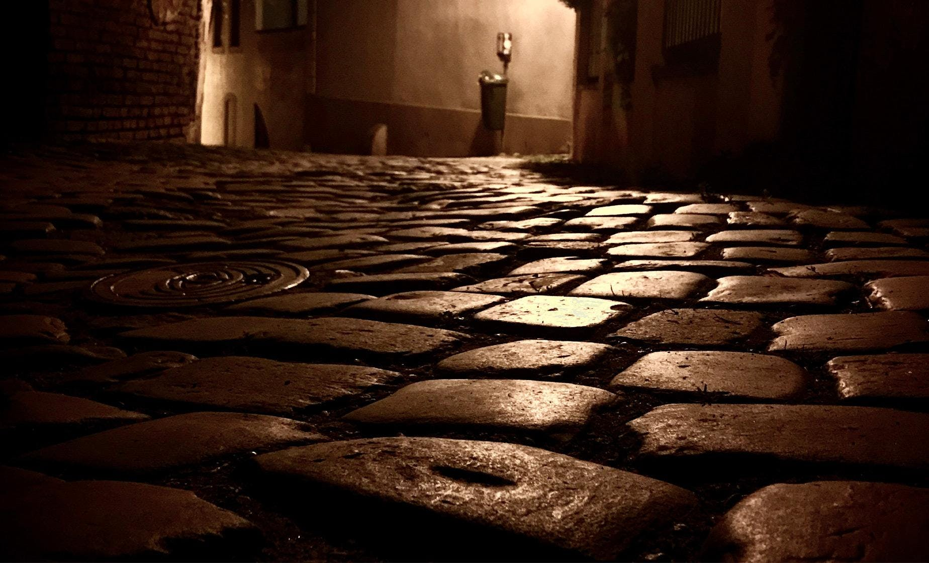 Dark Mysteries of the Old Town