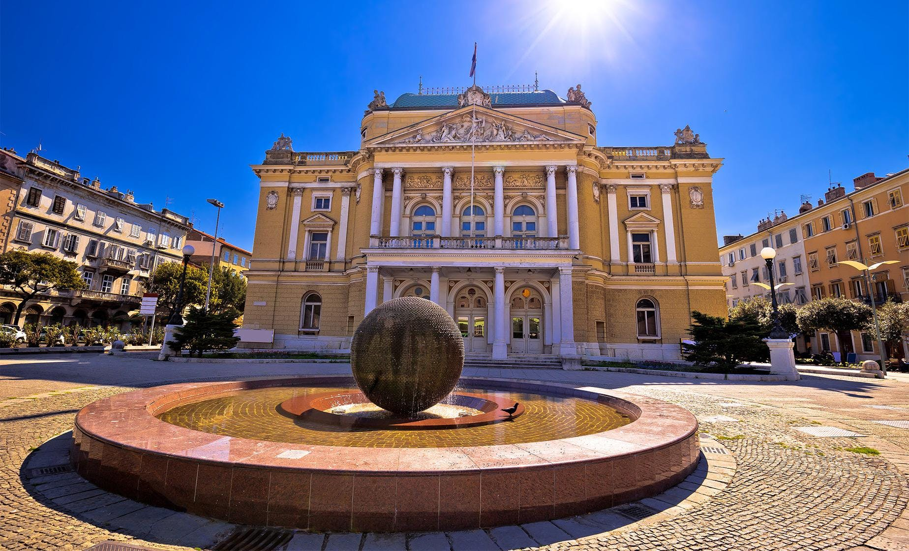 Rijeka Walking Tour