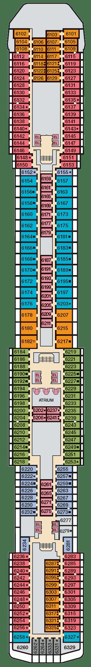 Empress Deck