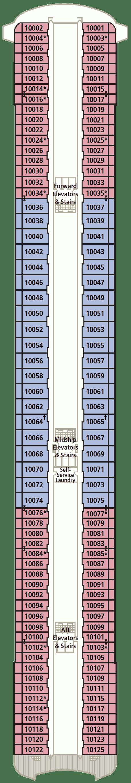 Penthouse Deck 10