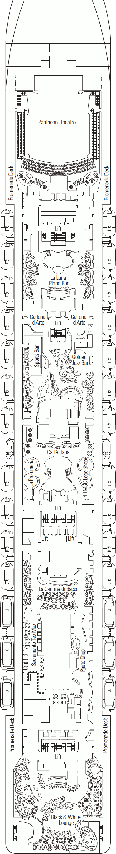 Rubino Deck