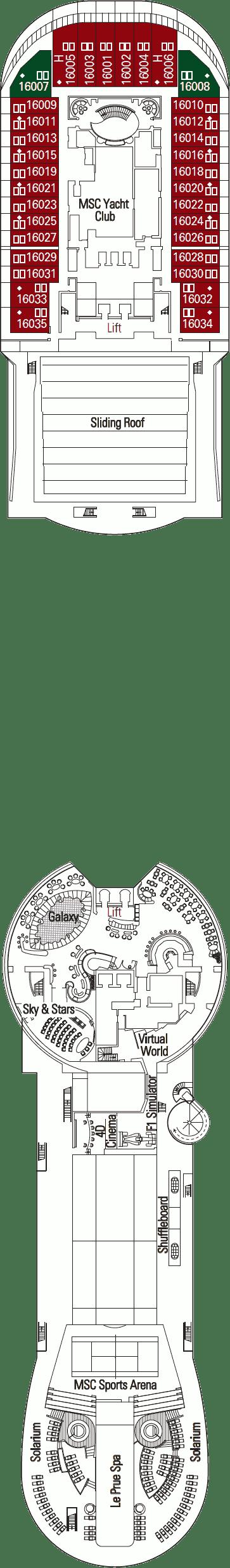 Acquamarina Deck