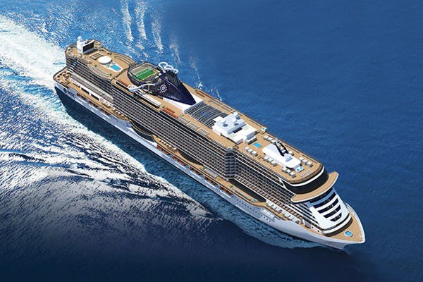 7 Night Western Mediterranean from 10/18-10/24/2021
