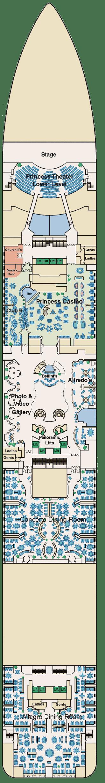 Fiesta Deck