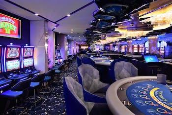 Casino onboard the Celebrity Apex - Cruiseline.com